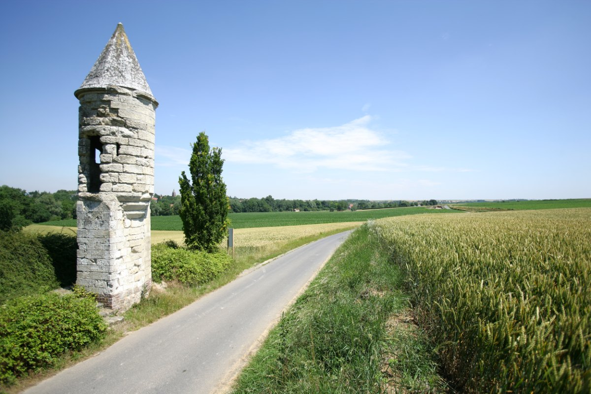 """""""Echauguette"""" - Les Rues des Vignes"""