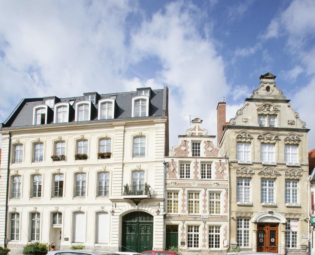 Place du Marché - Cambrai