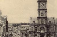 Le Cateau Main Square