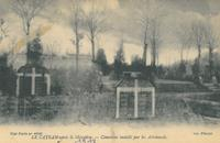 Cemetery, German Section
