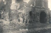 Vaucelles abbey ruins