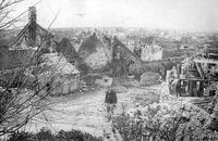 Bantouzelle  ruins.