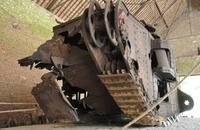 Tank Deborah D51, the Flesquières tank.