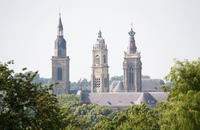 3 bell towers - Cambrai