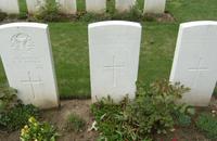 Caudry British cemetery