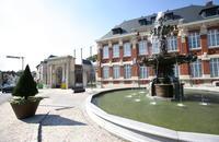 Main Square at Le Cateau-Cambrésis