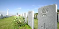 Orival Wood cemetery - Flesquières