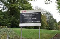 Bourlon Wood memorial