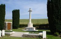 Villers Plouich communal cemetery