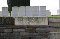 Raillencourt communal cemetery extension