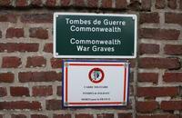 Montigny communal cemetery