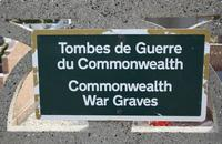 Awoingt commonwealth war graves