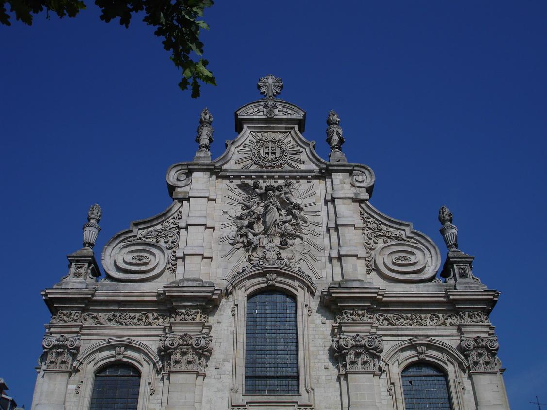 Jesuit's Chapel - Cambrai
