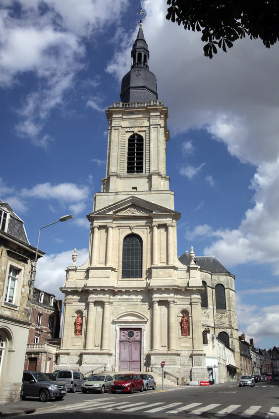 "Church ""Saint Géry"" - Cambrai"