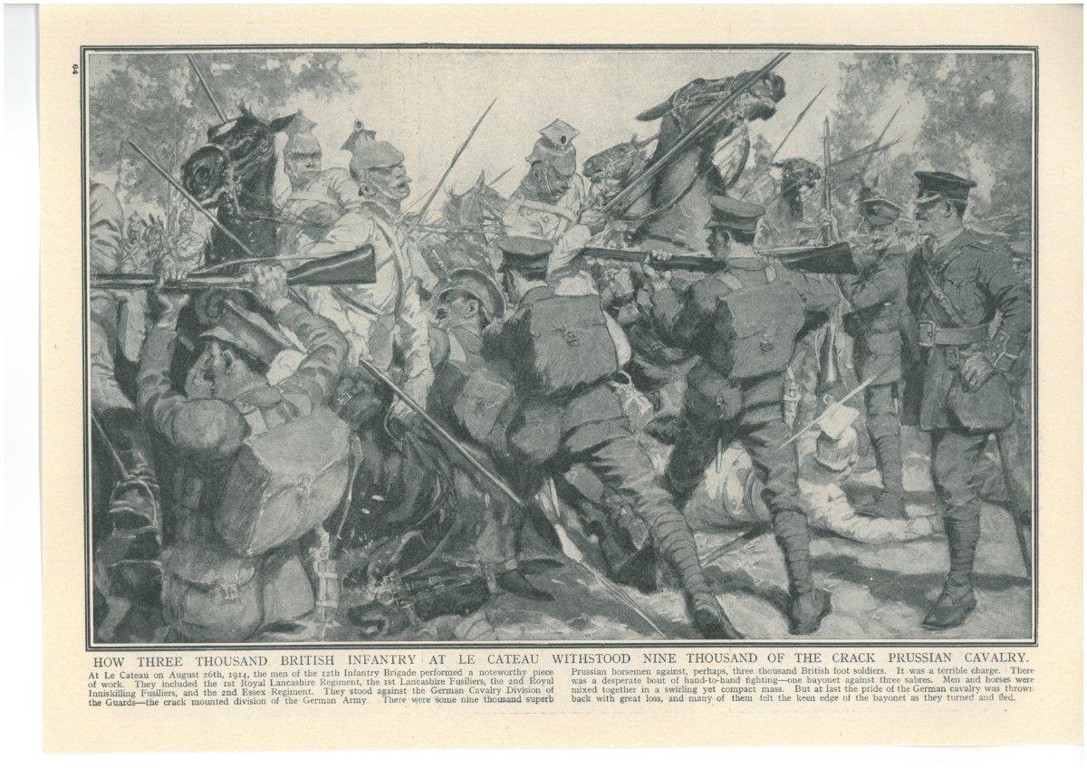 Battle of le cateau for Piscine le cateau